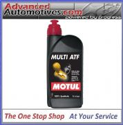 Motul Multi ATF Auto Transmission / Power Steering Fluid 100% Synthetic 1 Litre